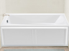 Drop In Undermount Alcove Or Freestanding Tub