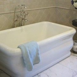 Sculpted Free Standing Bath