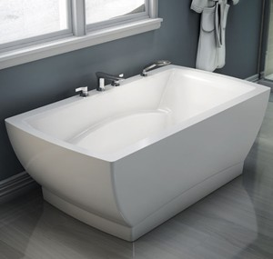 freestanding tub with faucet deck. Deck Mount Tub Filler Roman Faucet Freestanding Faucets