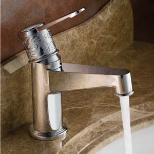 Isenberg Eleganz Single Hole Sink Faucet