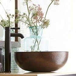 Vessel Bathroom Sinks by Native Trails