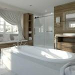 Vapora Drop-in Bathtub