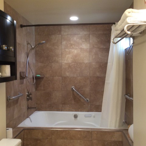 Whirlpool Tub Shower Combination