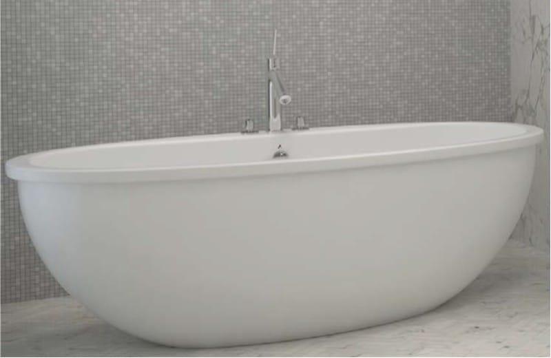 Americh Brandon Is A Majestic Oval Freestanding Bathtub