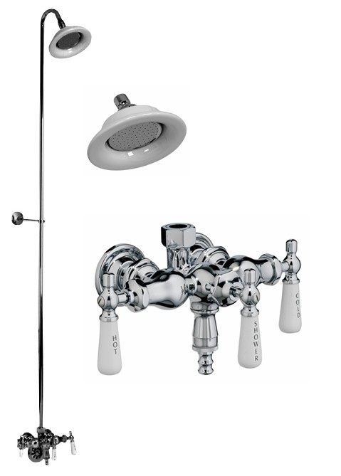 Barclay Clawfoot Tub & Shower Faucet Kits