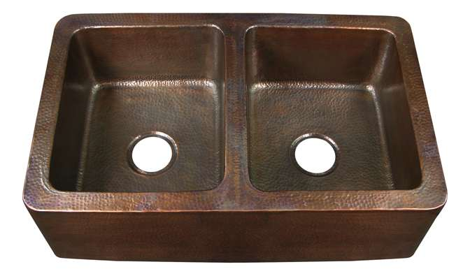 Barclay Copper Kitchen Sink 2 | Barclay Kitchen