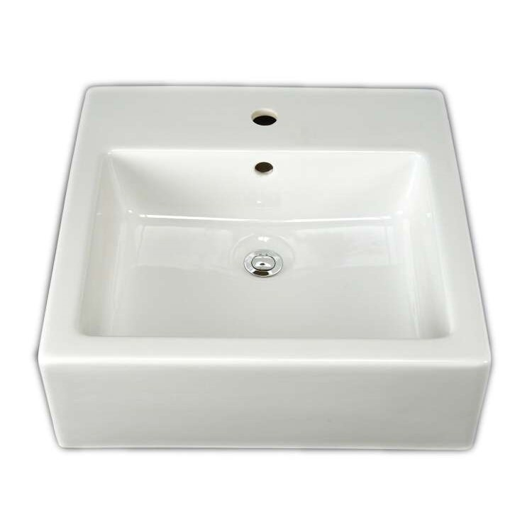 Barclay Vessel Sink Continued