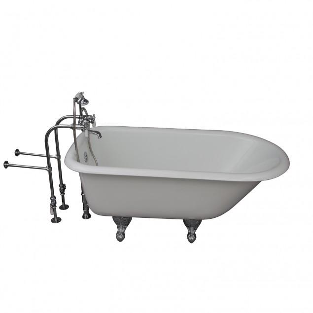 Barclay Antonio Claw Foot Bathtub