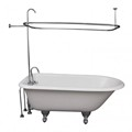 Freestanding Faucets, Hand Shower, Shower Set, Clawfoot