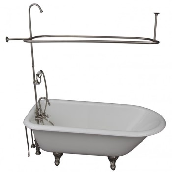 Brocton Tub Kit with Shower