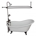 Freestanding Faucets, Hand Shower, Shower Set, Slipper Clawfoot