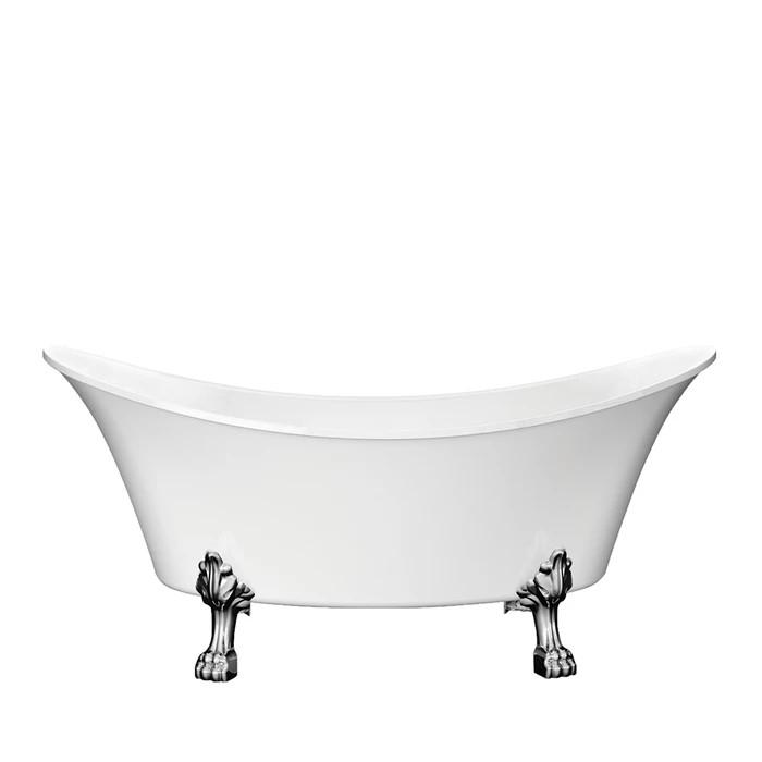 Melody Atdsn68lp Wh Barclay Clawfoot Bathtub