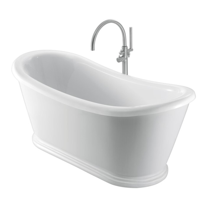 Morgan Barclay Freestanding Bathtub