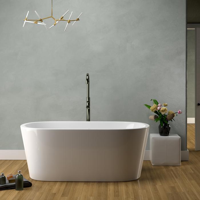 Rosario Barclay Freestanding Bathtub