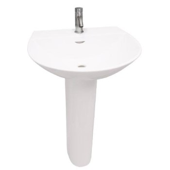 Reserva Shown with Single Hole Faucet
