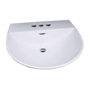 Reserva Shown Drilled for Centerset Faucet