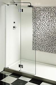 32 Corner Shower