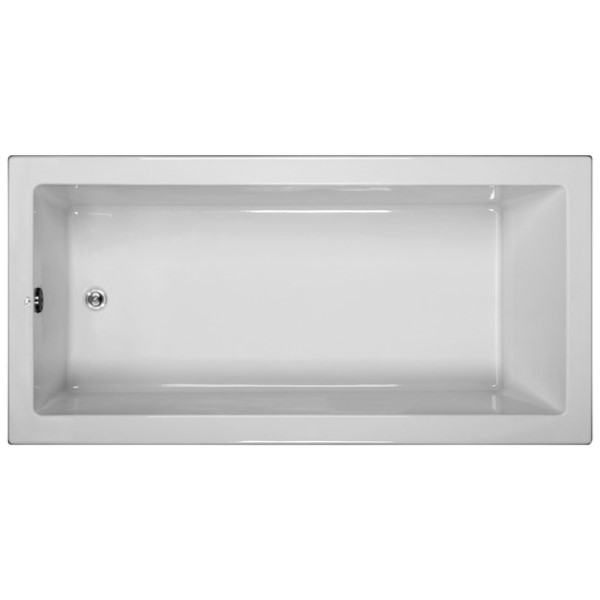 Attirant Long And Narrow Rectange Bathtub