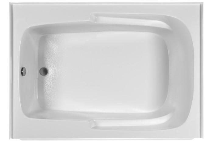 Mti Basics Mbis6042 Soaking Heated Whirlpool Amp Air Bathtub