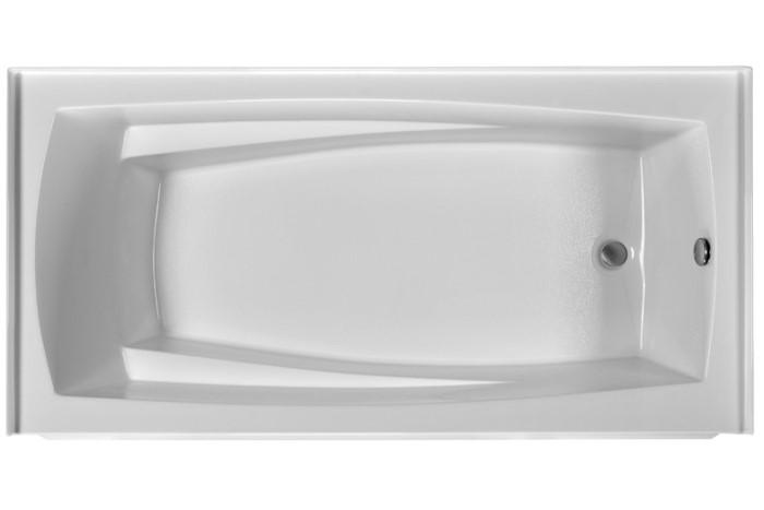Mti Basics Mbis7236 Soaking Heated Whirlpool Amp Air Bathtub