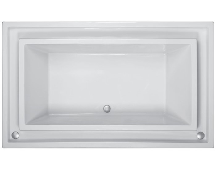Mti Caribe Bathtub Mti Whirlpool Air Tub Amp Soaking