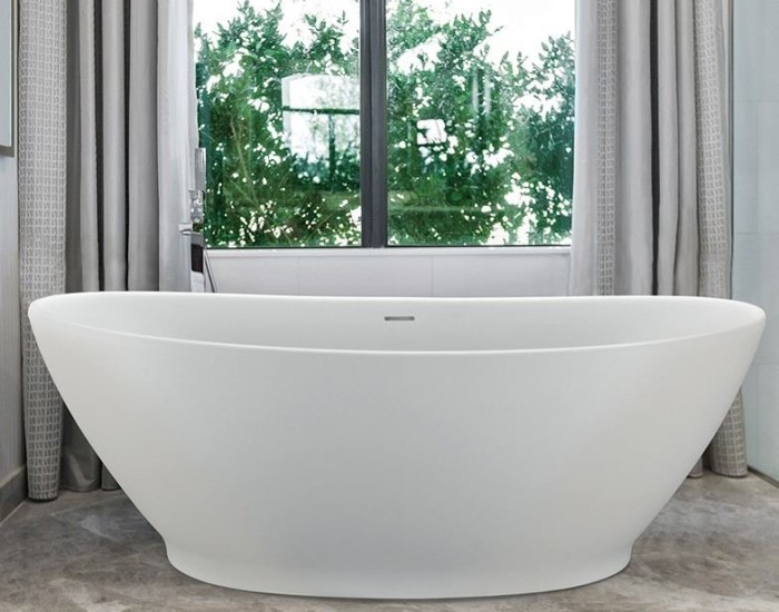 MTI Elise 230 Bathtub   MTI Boutique Freestanding Soaking Tub