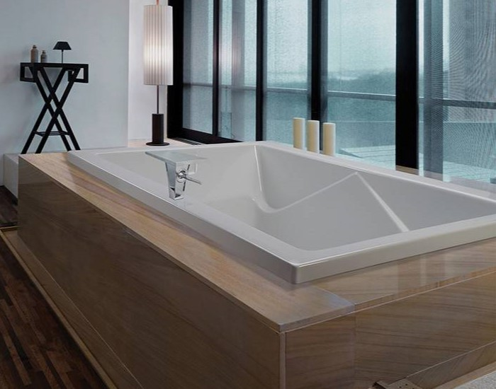 MTI Emma 1 Bathtub | MTI Whirlpool, Air Tub & Soaking