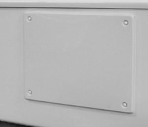 Drain Access Panel