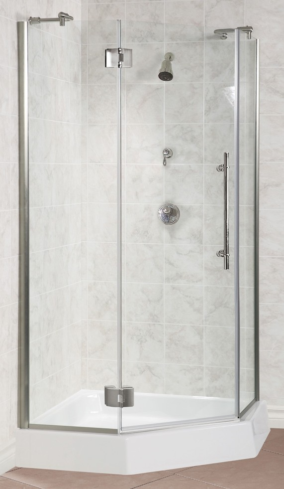 36 x 36 corner shower kit. neo angle shower base 36 x corner kit
