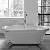 Clawfoot Tub Clawfoot Soaking Bathtub
