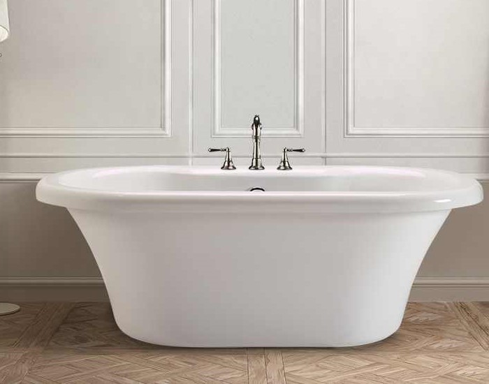 Mti Melinda  Bathtub Mti Freestanding Air Tub Or Soaking