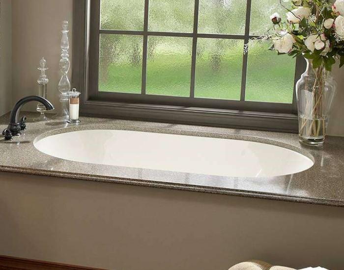 MTI New Yorker 2 Bathtub   MTI Whirlpool, Air Tub & Soaking