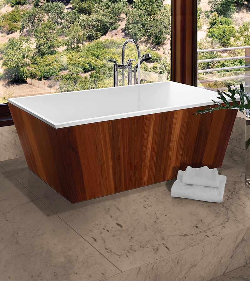 MTI Petra Bathtub | MTI 228 Boutique Freestanding Tub