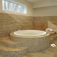 Japanese soaking tub ofuro soaking whirlpool amp air bath
