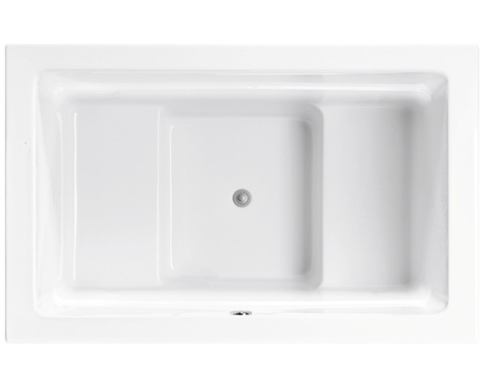 square japanese soaking tub. Rectangle Japanese Style Bath with Two Seats for 2 Bathers MTI Yubune  Tubs Whirlpool Soaking Air