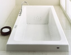 Modern Rectangle Tub, Activ-Air Bath