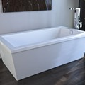 Modern Rectangle Freestanding Bath