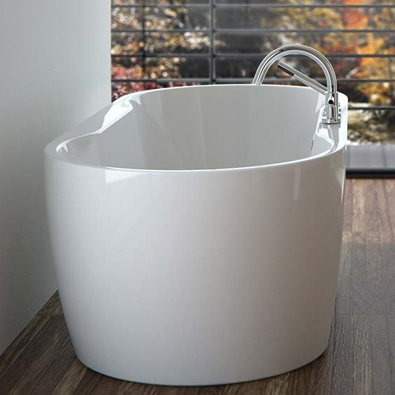Neptune Berlin 3266 Bathtub Freestanding Soaking Or Air Bath