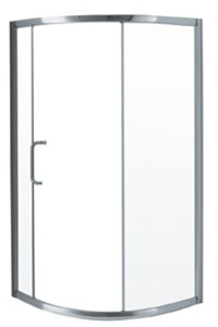 Lateral Sliding Shower Door
