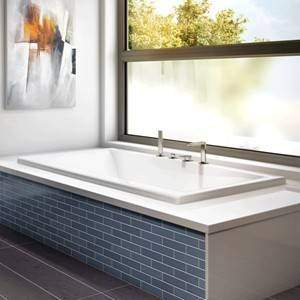 Modern Rectangle Bath