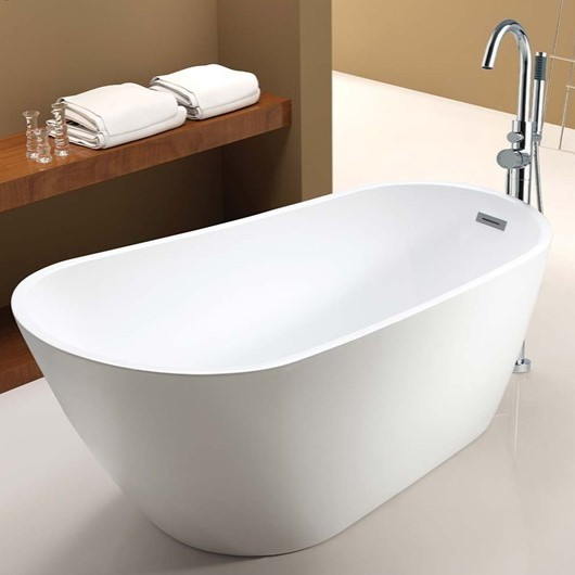 Neptune Rouge Malaga    Freestanding Bathtub - Drain for freestanding tub
