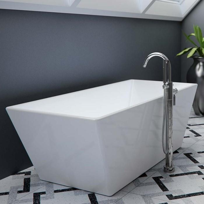 Neptune Prague 3266 Bathtub Freestanding Soaking Or Air Bath