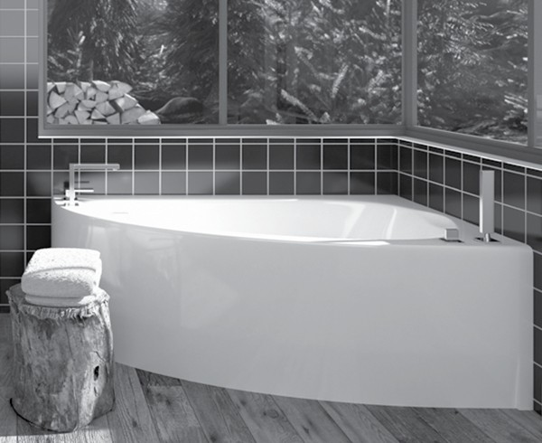 corner air jet tub. Corner Bath With Full Curved Front Skirt Neptune Wind Tub  Whirlpool Air Or Soaking Tubs