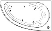 Wind Whirlpool Jets