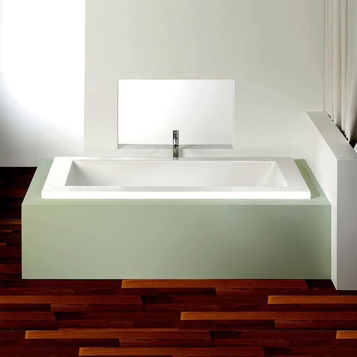Alcove Flory De Colt 5 189 Bathtub Whirlpool Air Or Soaking
