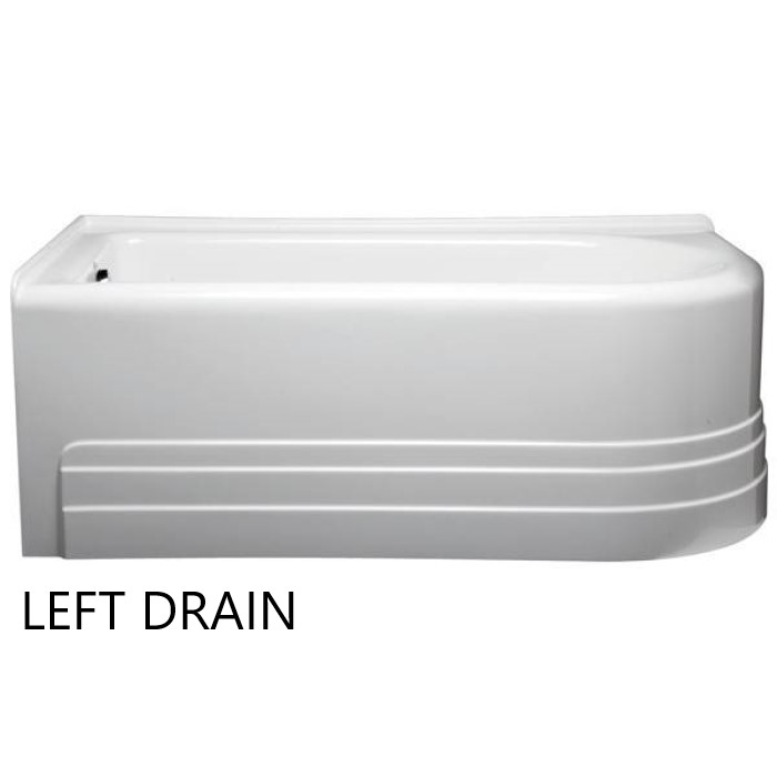Americh Bow 6632 Tub Bo6632 Whirlpool Air Or Soaking Bathtub
