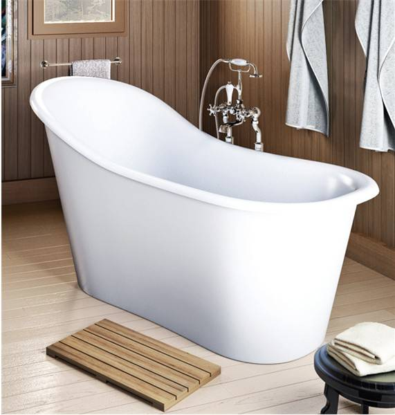 60 free standing tub. Soaking Bathtub  Emperor Slipper Style Tub Americh Freestanding Bathtubs Air Tubs