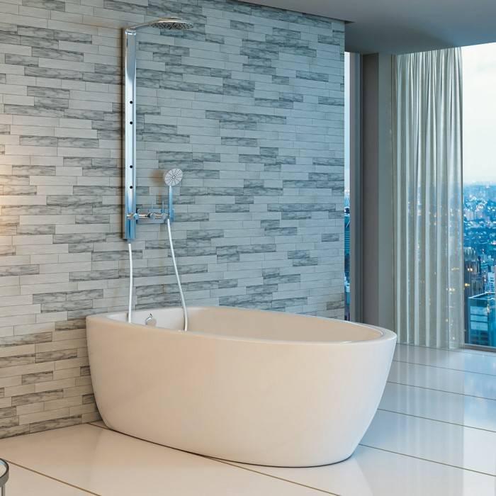 Americh Contura III 6032 Tub   Freestanding Air & Soaking Bathtub
