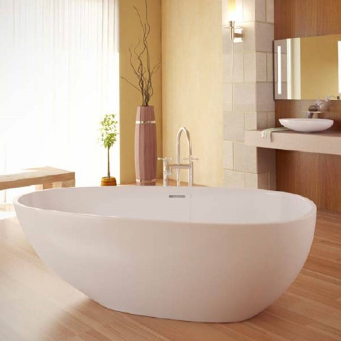 Americh Narita Tub | RC2207 Freestanding Soaking Bath