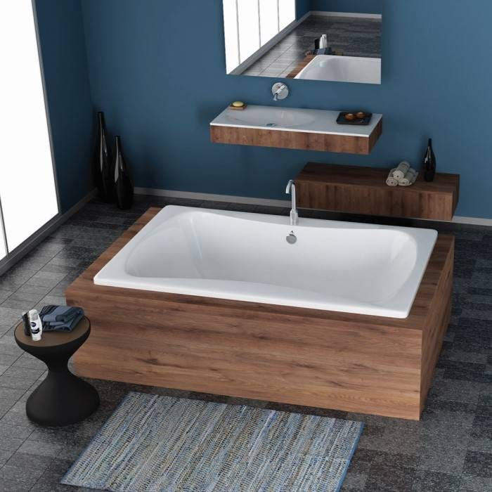 Americh Rampart 7242 Tub Ra7242 Whirlpool Air Or Soaking Bath